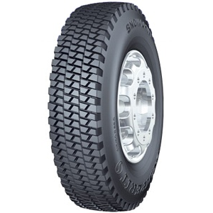 SEMPERIT M431 Snow-Drive ( 295/80 R22.5 152/148M )