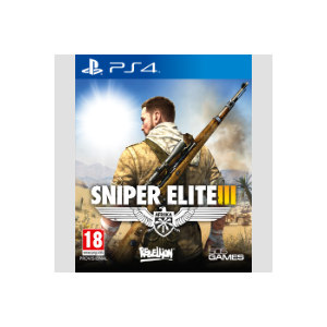 505 Games Sniper Elite V3 PS4