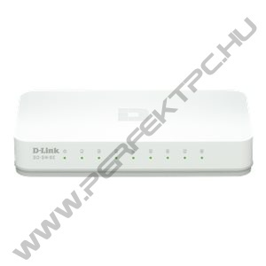 D-Link GO-SW-8E 8 portos 10/100 Desktop Switch