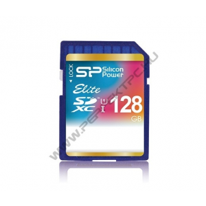 Silicon Power SDXC Silicon Power Elite 128GB Class 10