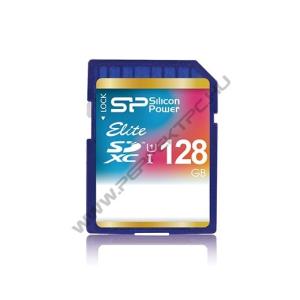 Silicon Power SDXC Silicon Power Elite 128GB Class 10
