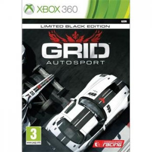 Codemasters Grid Autosport (Limited Black Edition) - XBOX 360