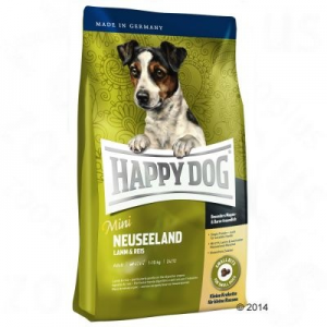 Happy Dog supreme Mini Neuseeland - 2 x 4 kg