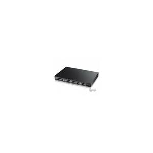 ZyXEL GS1900-48HP-EU0101F 48 10/100/1000Mbps LAN, SMART, PoE menedzselhető rack switch