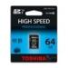 Toshiba MTS64GH (SDXC Class 10) 64GB memóriakártya