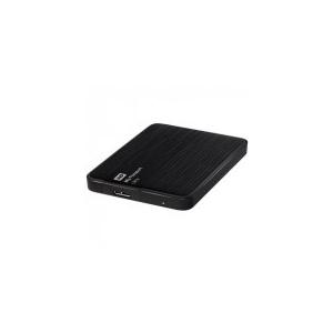 "Western-Digital Western Digital 2TB MyPassport Ultra 2, 5"" Külső HDD USB3.0 Fekete"