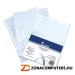 Genotherm, lefűzhető, A4, 50 mikron, narancsos felület, VICTORIA (IDGL)