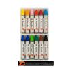 Olajpasztell kréta, ICO, 12 különböző szín (TICSUOK12)