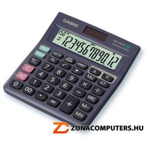 """Számológép, asztali, 12 számjegy, CASIO """"MJ-120"""" (GCMJ120)"""
