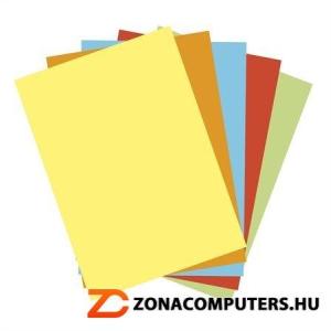 """Másolópapír, színes, A4, 80 g, 5x50 lap, XEROX """"Symphony"""", intenzív mix (LX94184)"""