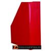 Iratpapucs, PVC, 95 mm, VICTORIA, piros (IDVP)