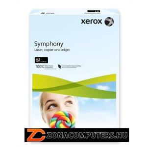 """Másolópapír, színes, A3, 80 g, XEROX """"Symphony"""", világoskék (pasztell) (LX91953)"""