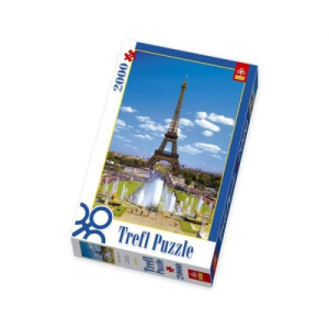 Trefl Az Eiffel-torony 2000 db-os puzzle