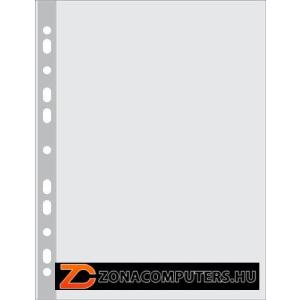 Genotherm, lefűzhető, A4, 50 mikron, narancsos felület, DONAU (D1771)