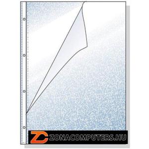 Genotherm, lefűzhető, A4, 60 mikron, narancsos felület, REXEL (IDGLFO)