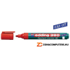 Flipchart marker, 1,5-3 mm, kúpos, EDDING
