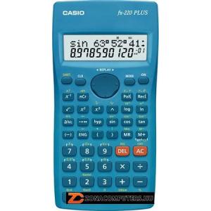 """Számológép, tudományos, 181 funkció, CASIO """"FX-220"""" (GCFX220P)"""