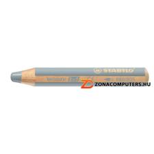 """Színes ceruza, kerek, vastag, STABILO """"Woody"""", ezüst (TST880805) színes ceruza"""