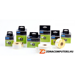 Etikett, LW nyomtatóhoz, 54x101 mm, 220 db etikett, DYMO (GD99014)
