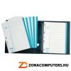 Regiszter, karton, A4, A-Z, ESSELTE, fehér (E69910)