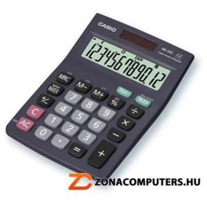 """Casio Számológép, asztali, 12 számjegy, CASIO """"MS-20"""" (GCMS20)"""