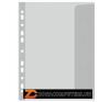 Genotherm, lefűzhető, füles, A4, 100 mikron, narancsos felület, DONAU (D17449) lefűző