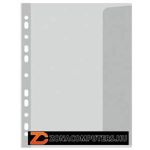 Genotherm, lefűzhető, füles, A4, 100 mikron, narancsos felület, DONAU (D17449)
