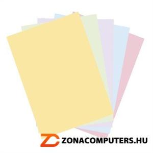 """Másolópapír, színes, A4, 80 g, 5x50 lap, XEROX """"Symphony"""", közepes mix (LX94183)"""