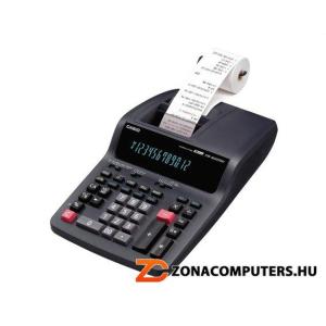 """Számológép, szalagos, 12 számjegy, 2 színű nyomtató, CASIO """"FR-620"""" (GCFR620TEC)"""
