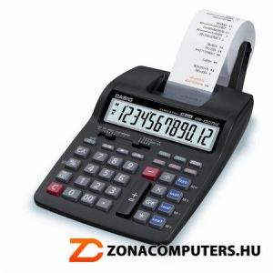 """Casio Számológép, szalagos, 12 számjegy, 2 színű nyomtató, CASIO """"HR-150"""" (GCHR150TEC)"""