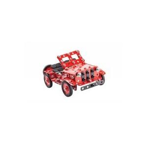 Meccano Tintin Jeep 4×4