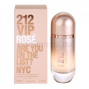 Carolina Herrera 212 VIP Rosé EDP 80 ml