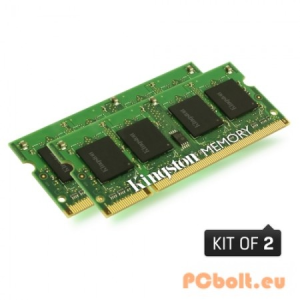 Kingston 4GB DDR2 800MHz Kit (2x2GB) SODIMM Apple