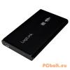 "LogiLink 2,5"" SATA USB 3.0 Aluminium Black"