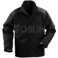 Coverguard COMMANDO fekete télikabát, vastag akril/gyapjú alapanyag, lélegzõ és vízálló, rejtett...