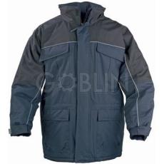 Coverguard RIPSTOP 4/1-ben: polár belsõ mellény+polár ujjak+ripstop külsõ dzseki+egyben kék télikabát