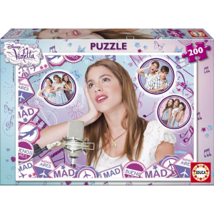 Educa Educa 200 db-os puzzle - Violetta (15855)
