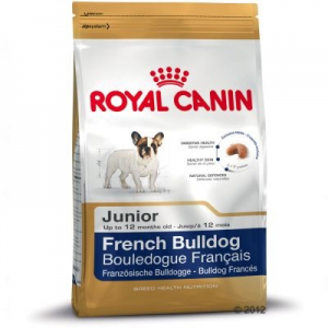 Royal Canin Breed French Bulldog Junior - 2 x 10 kg