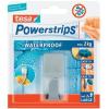 Tesa Vízhatlan ragasztású tartó Tesa Powerstrips® Waterproof Hook Metal TESA 59707