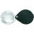 Eschenbach Összecsukható nagyító bőr tokban, kerek, 30 mm,3,5-szeres, fekete Eschenbach 1740530 3,5 x 30 mm