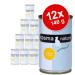 Cosma Nature gazdaságos csomag 12 x 140 g - Csirkemell & tonhal