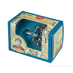 Professor Puzzle Nagy Elmék - I. Hódító Vilmos Agancs Professor Puzzle ördöglakat