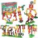 Popular Playthings Linkazoo építő játék