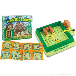 Popular Playthings Hedgehog Escape logikai játék