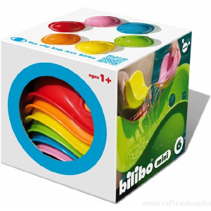 Moluk GmbH Bilibo Mini 6 db-os mozgás, kreativitás fejlesztő játék