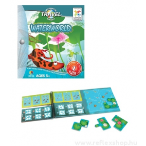 Smart Games Magnetic Travel SG: Waterworld - Vizivilág logikai