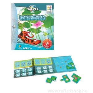 Smart Games Magnetic Travel SG: Waterworld - Vizivilág logikai