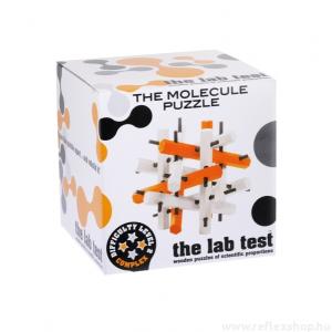 Professor Puzzle Labtest - The Molecule Professor Puzzle logikai játék