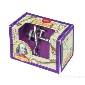 Professor Puzzle Nagy Elmék - Franklin Kulcs Professor Puzzle ördöglakat