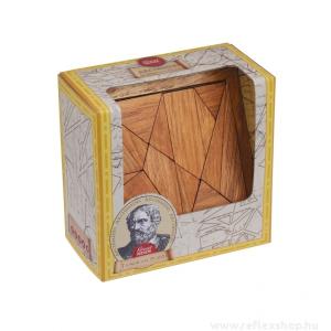 Professor Puzzle Nagy Elmék - Arkhimédész Tangram Professor Puzzle ördöglakat